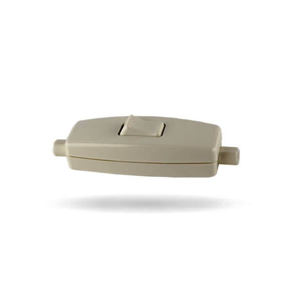 interruptor unipolar con montaje sobre conductor bornes a morseta