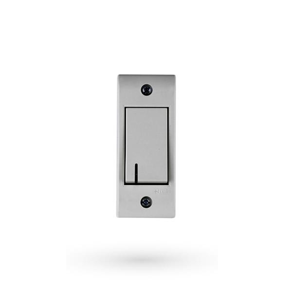 Interruptor unipolar 16AX, 1 Módulo | Richi